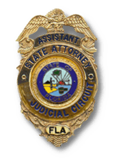 Florida State Attorney Badge